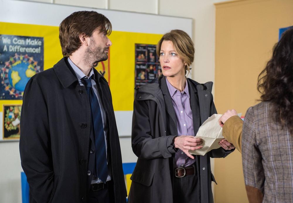 Gracepoint: David Tennant e Anna Gunn nel quinto episodio