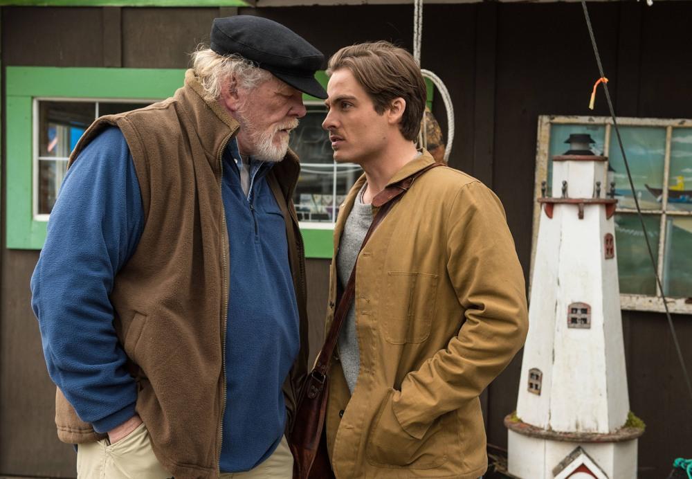Gracepoint: gli attori Nick Nolte e Kevin Zegers nella quinta puntata