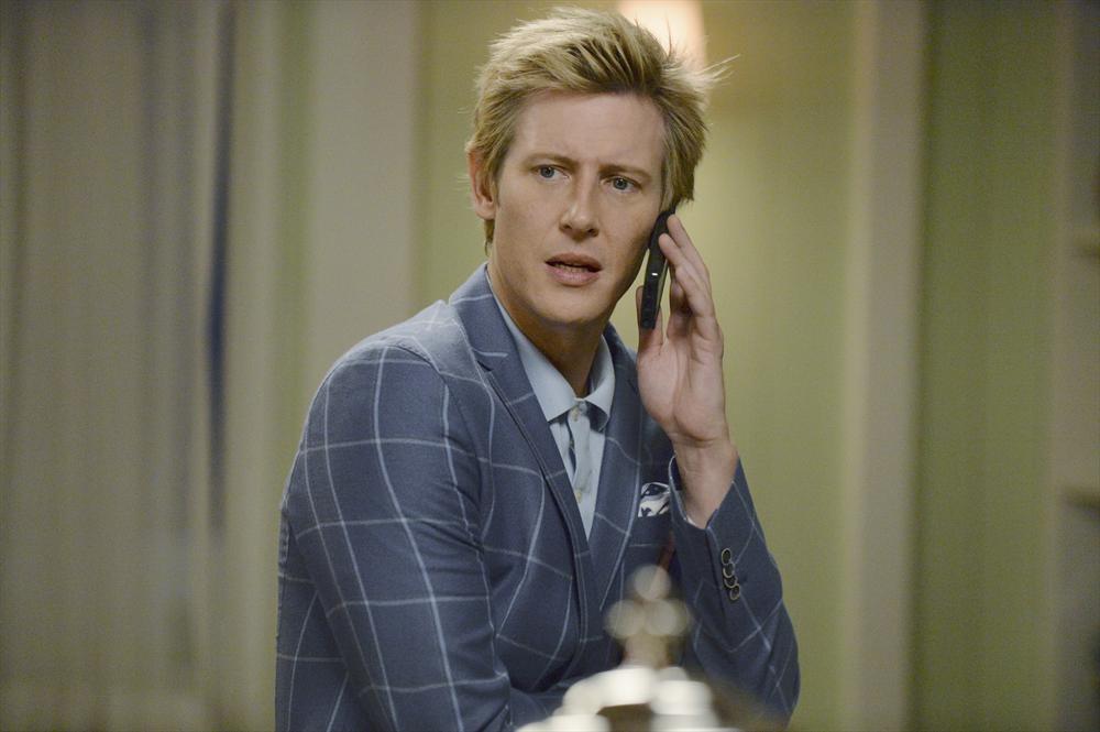 Revenge: l'attore Gabriel Mann nella puntata intitolata Damage