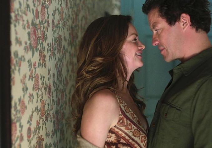 The Affair: Ruth Wilson e Dominic West in una scena del quarto episodio