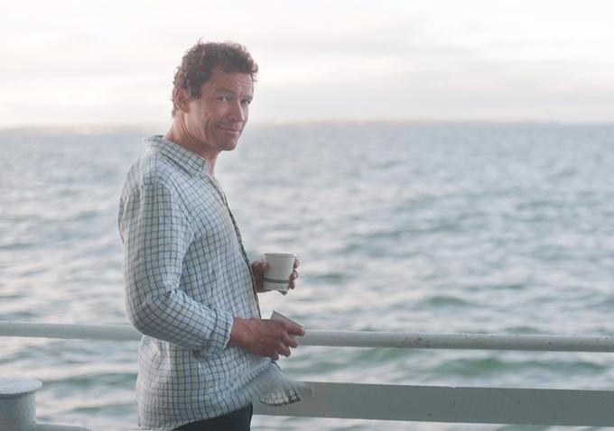 The Affair: l'attore Dominic West nella quarta puntata della serie