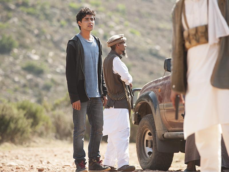Homeland: Suraj Sharma interpreta Aayan in From A to B and Back Again