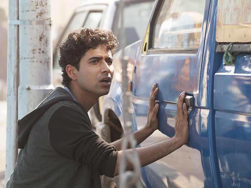 Homeland: l'attore Suraj Sharma From A to B and Back Again