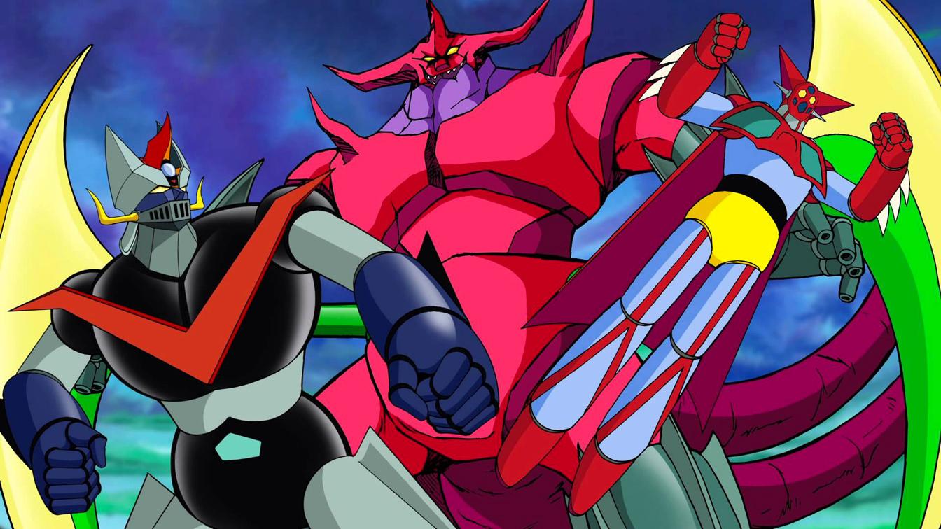 Le notti dei Super Robot - Parte I e II: una scena dell'evento cinematografico d'animazione