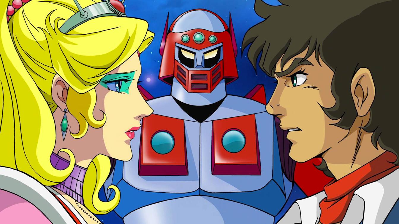 Le notti dei Super Robot - Parte I e II: un'immagine tratta dall'evento cinematografico