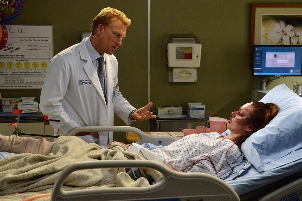 Grey's Anatomy: Kevin McKidd in Don't Let's Start