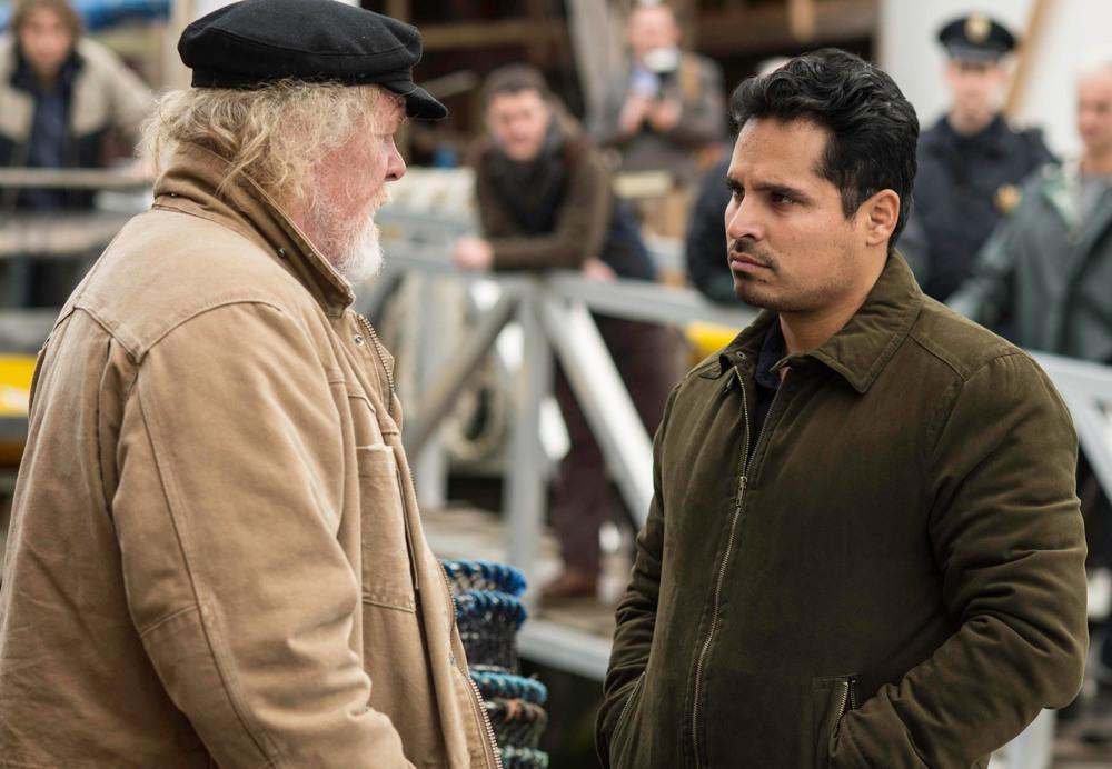Gracepoint: gli attori Nick Nolte e Michael Peña nel sesto episodio
