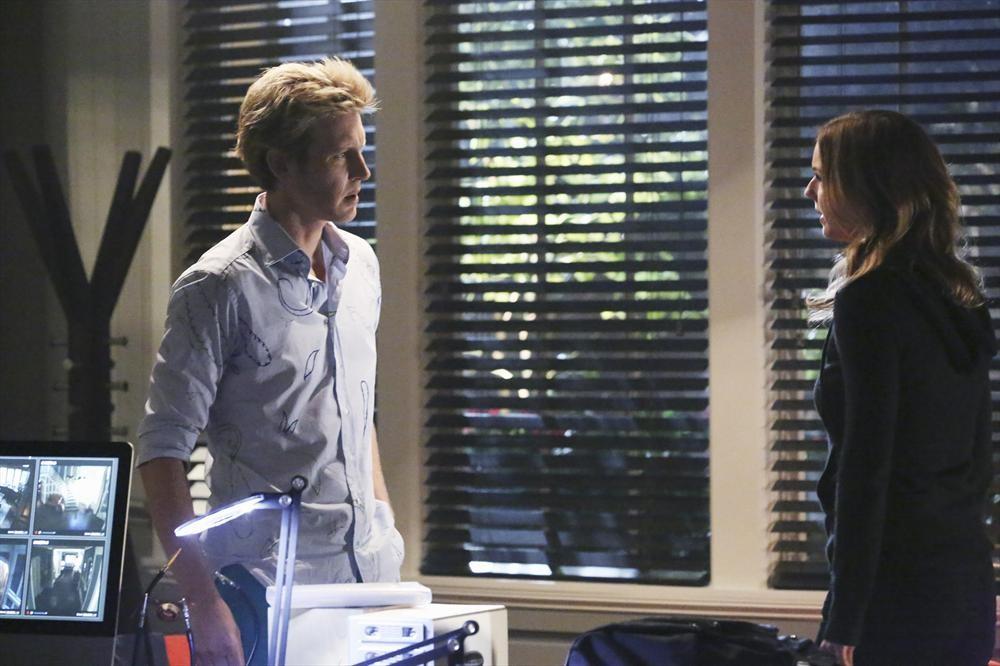 Revenge: Gabriel Mann ed Emily VanCamp nella puntata intitolata Ambush