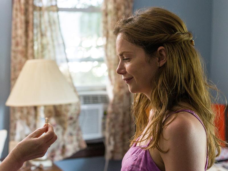 The Affair: una scena del quinto episodio interpretata da Ruth Wilson