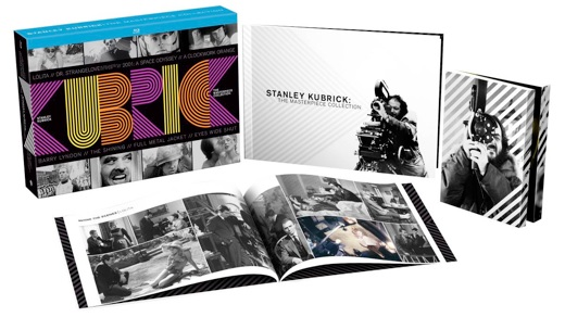 Il package di Stanley Kubrick - The Masterpiece Collection