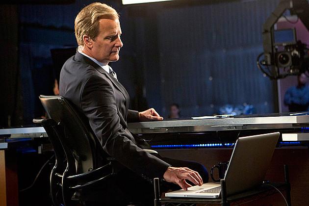 The Newsroom: Jeff Daniels intepreta Will McAvoy in Boston