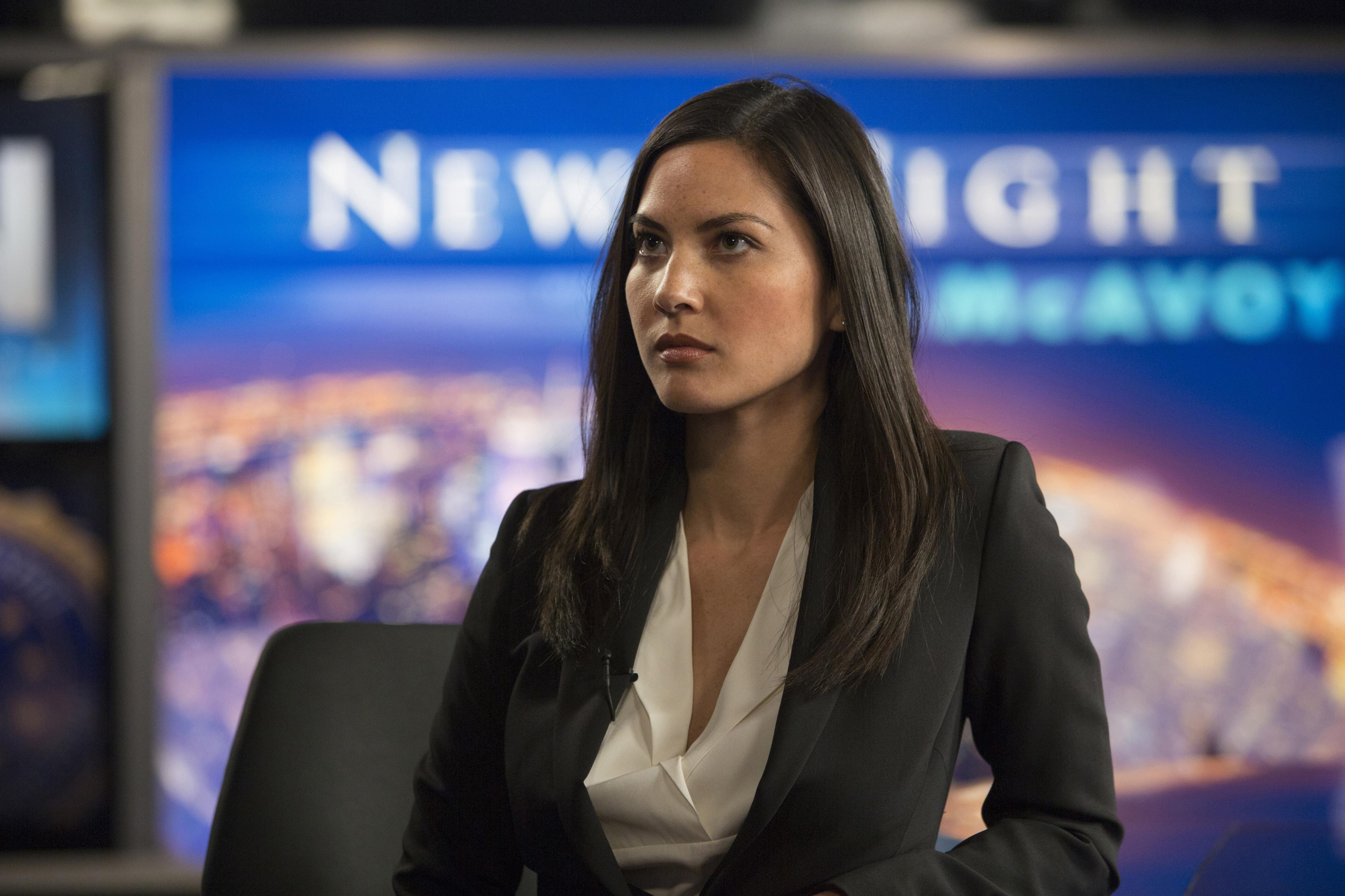 The Newsroom: Olivia Munn nella puntata intitolata Boston