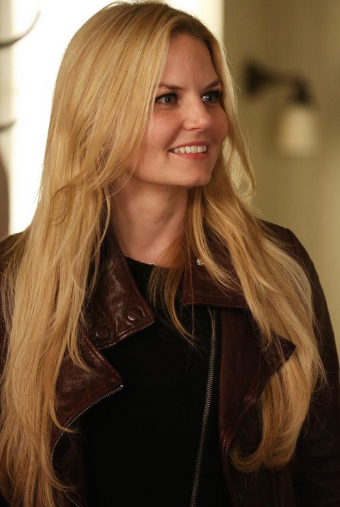 C'era una volta: l'attrice Jennifer Morrison interpreta Emma Swan in The Snow Queen