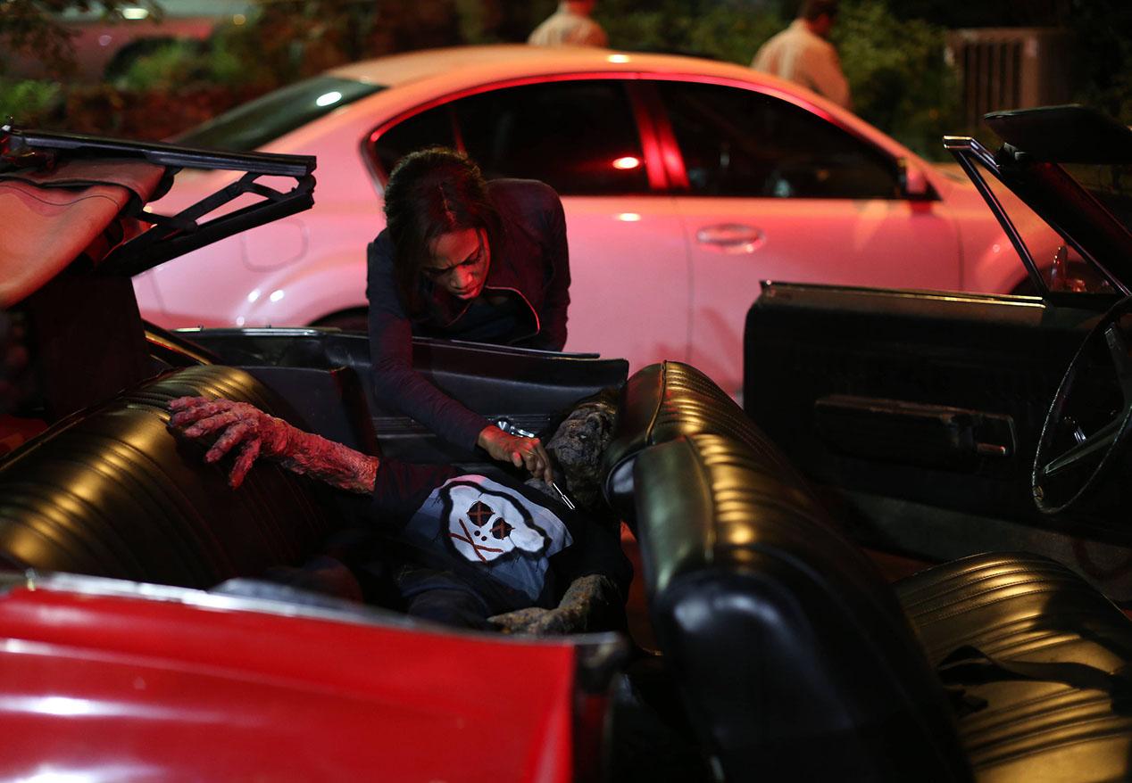 Sleepy Hollow: Nicole Beharie interpreta Abbie Mills in Heartless