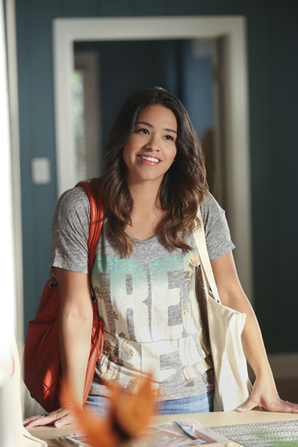 Jane the Virgin: la protagonista Gina Rodriguez in Chapter Five