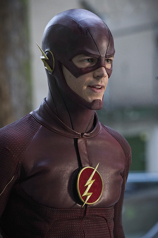 The Flash: Grant Gustin nell'episodio intitolato Plastique