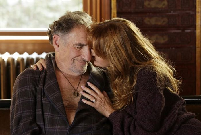 Forever: Judd Hirsch e Jane Seymour nell'episodio intitolato The Ecstasy of Agony