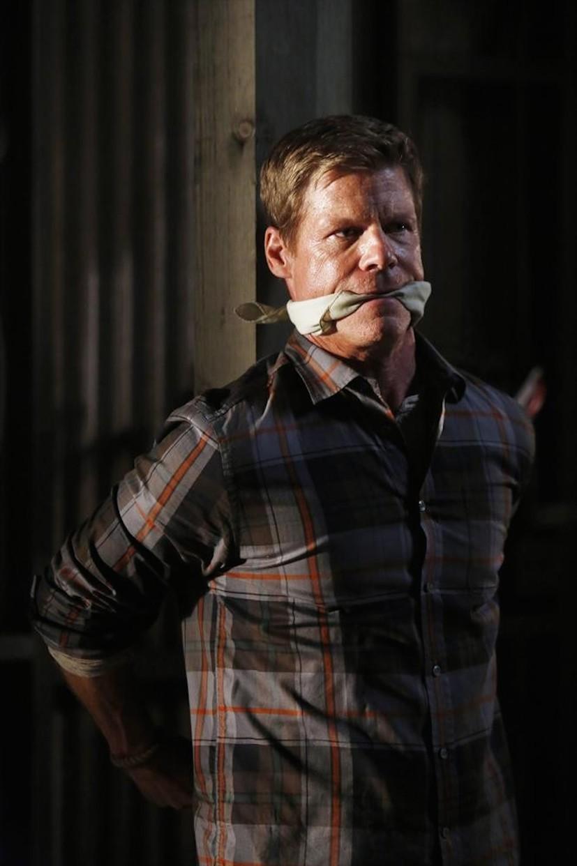 Agents of S.H.I.E.L.D.: l'attore Joel Gretsch nella puntata intitolata The Writing on the Wall