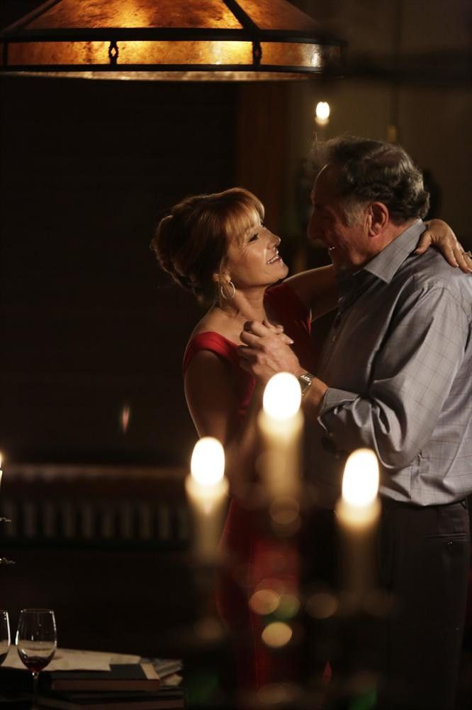 Forever: Jane Seymour e Judd Hirsch in The Ecstasy of Agony