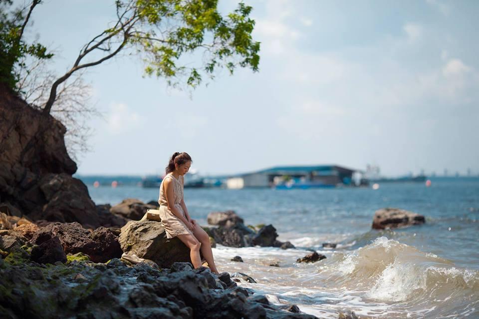 Eshley Gao in un'immagine del film sentimentale 'As You Were'