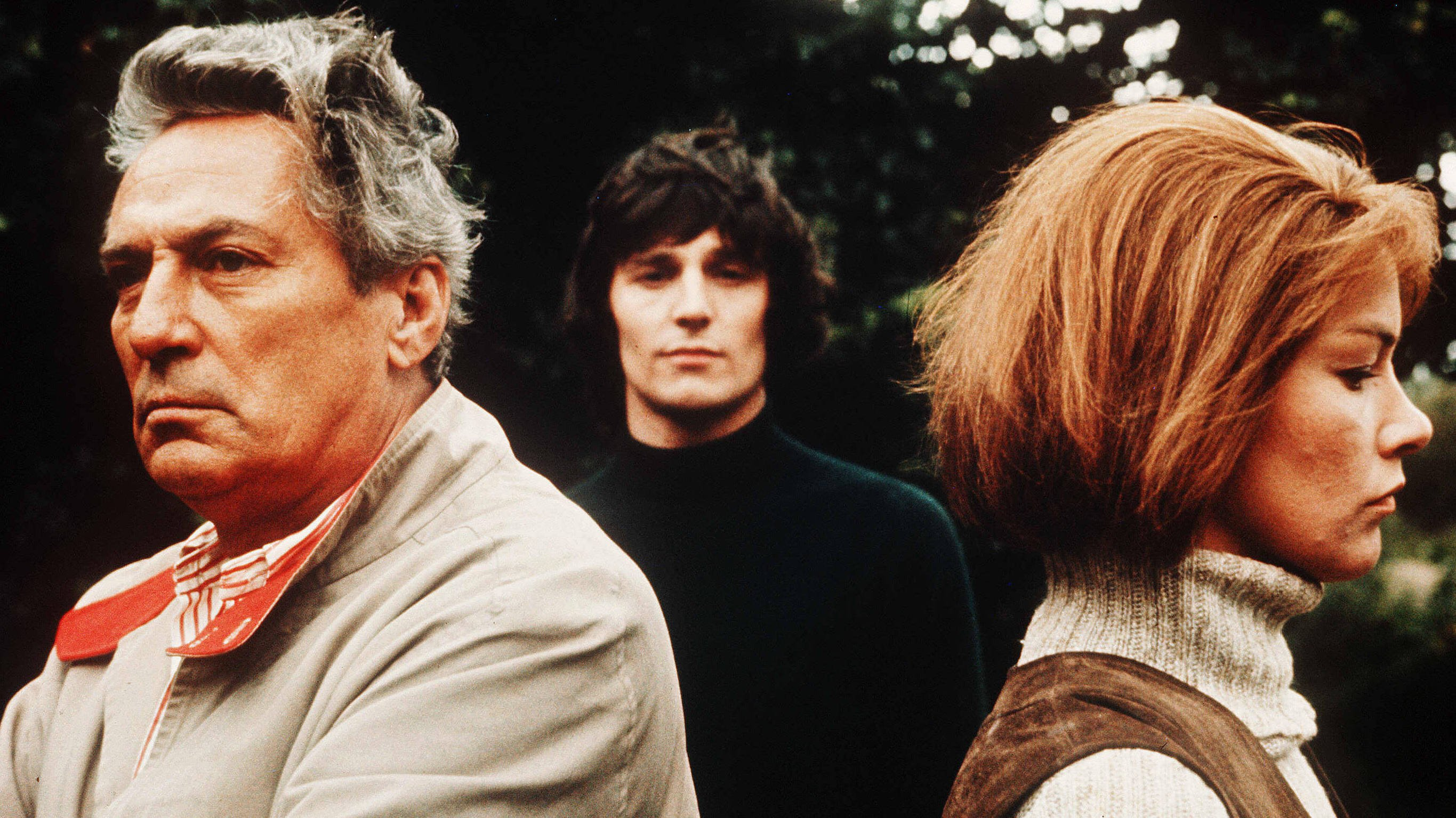 Domenica maledetta domenica: i protagonisti Peter Finch, Murray Head, Glenda Jackson