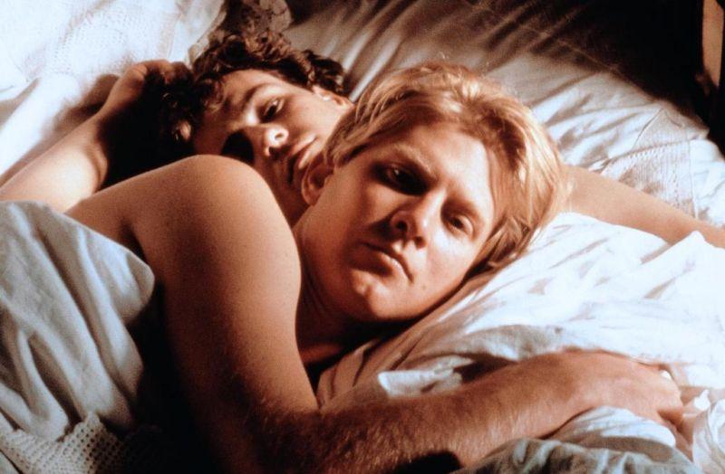 Maurice - James Wilby con Rupert Graves in una scena