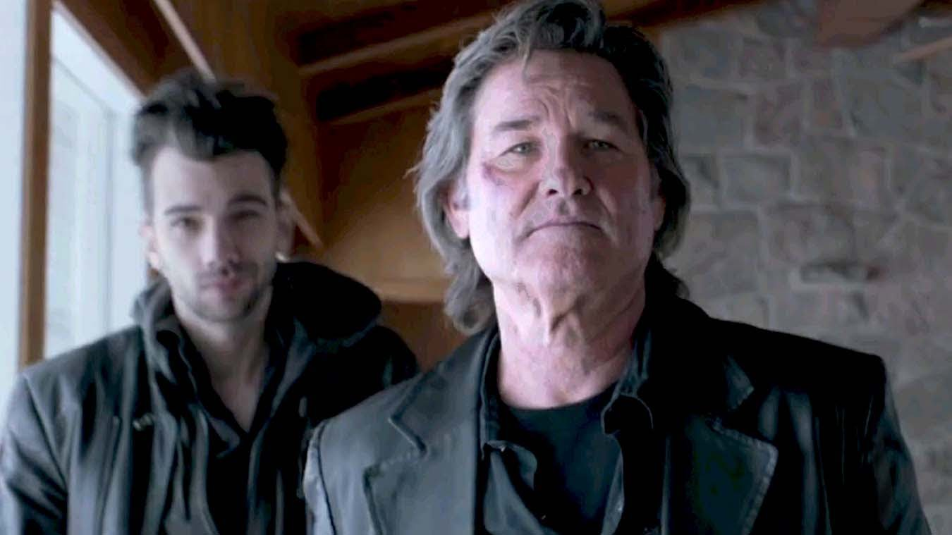 Kurt Russell in The Art of the Steal
