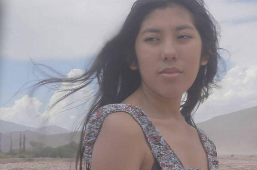 Announce Earthquakes: Rosario Agustina in una scena del film