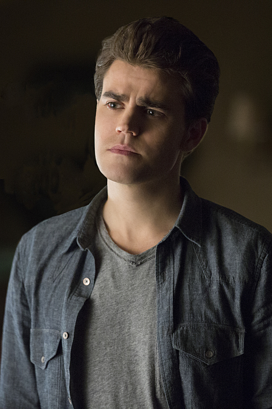 The Vampire Diaries: Paul Wesley nell'episodio Do You Remember the First Time?