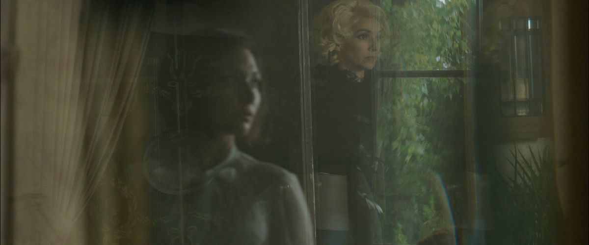 The Duke of Burgundy: una scena di trasparenze e riflessi tratta dal film