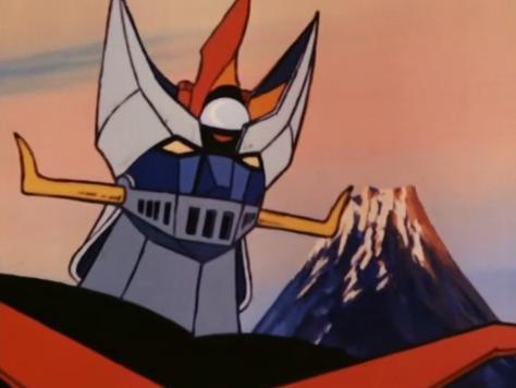 Il grande Mazinga: un'immagine della serie