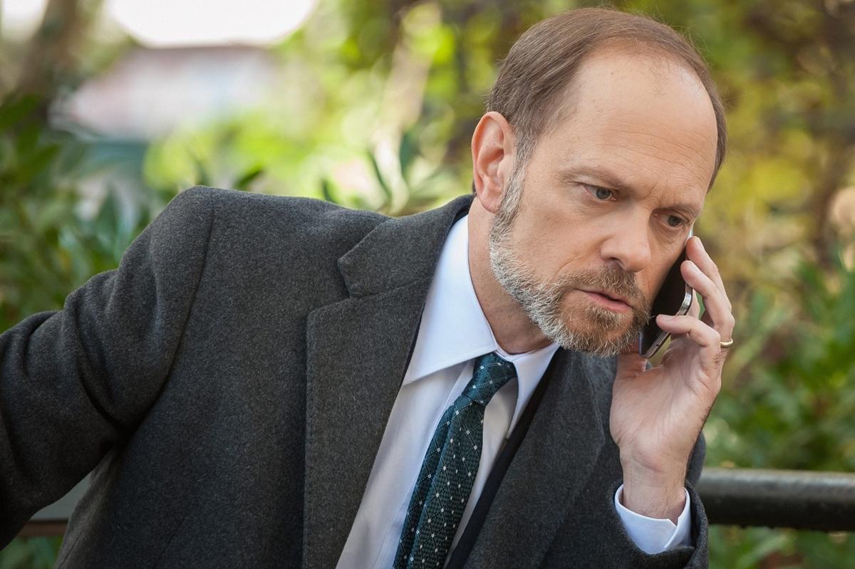 The Good Wife: l'attore David Hyde Pierce nell'episodio Sticky Content