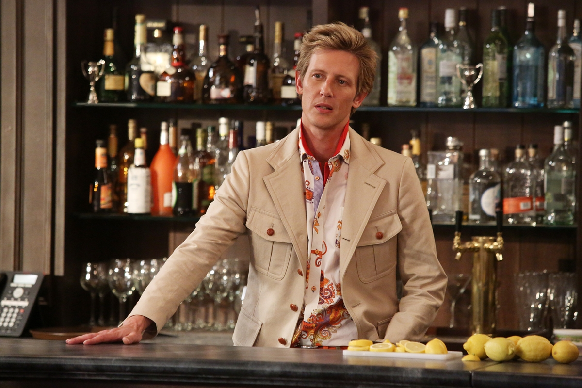 Revenge: Gabriel Mann interpreta Nolan in Contact