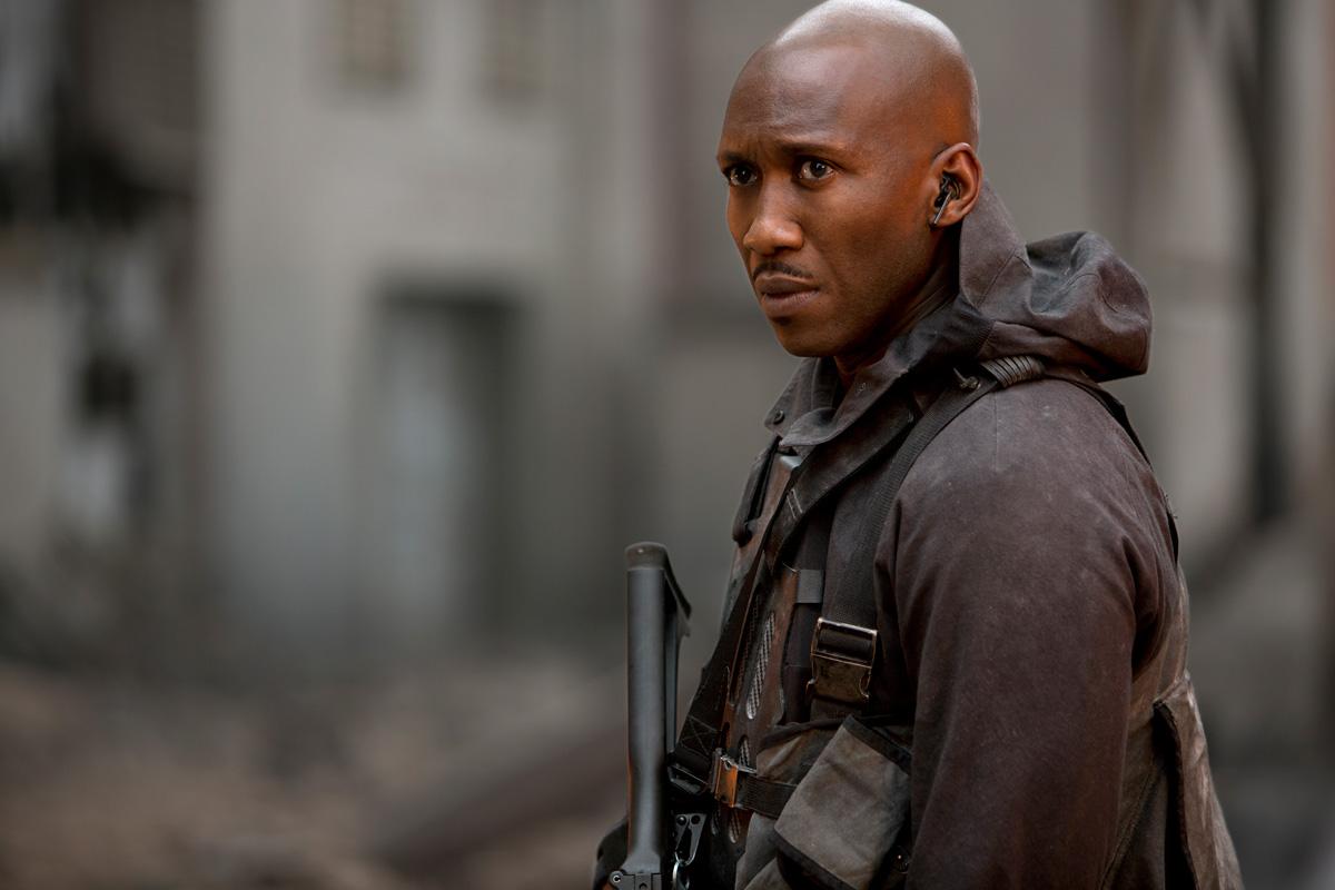 Mahershala Ali in Hunger Games: Il Canto della Rivolta - Parte 1