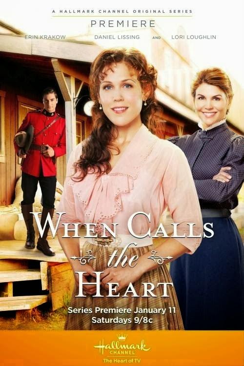 When Calls the Heart: la locandina della serie