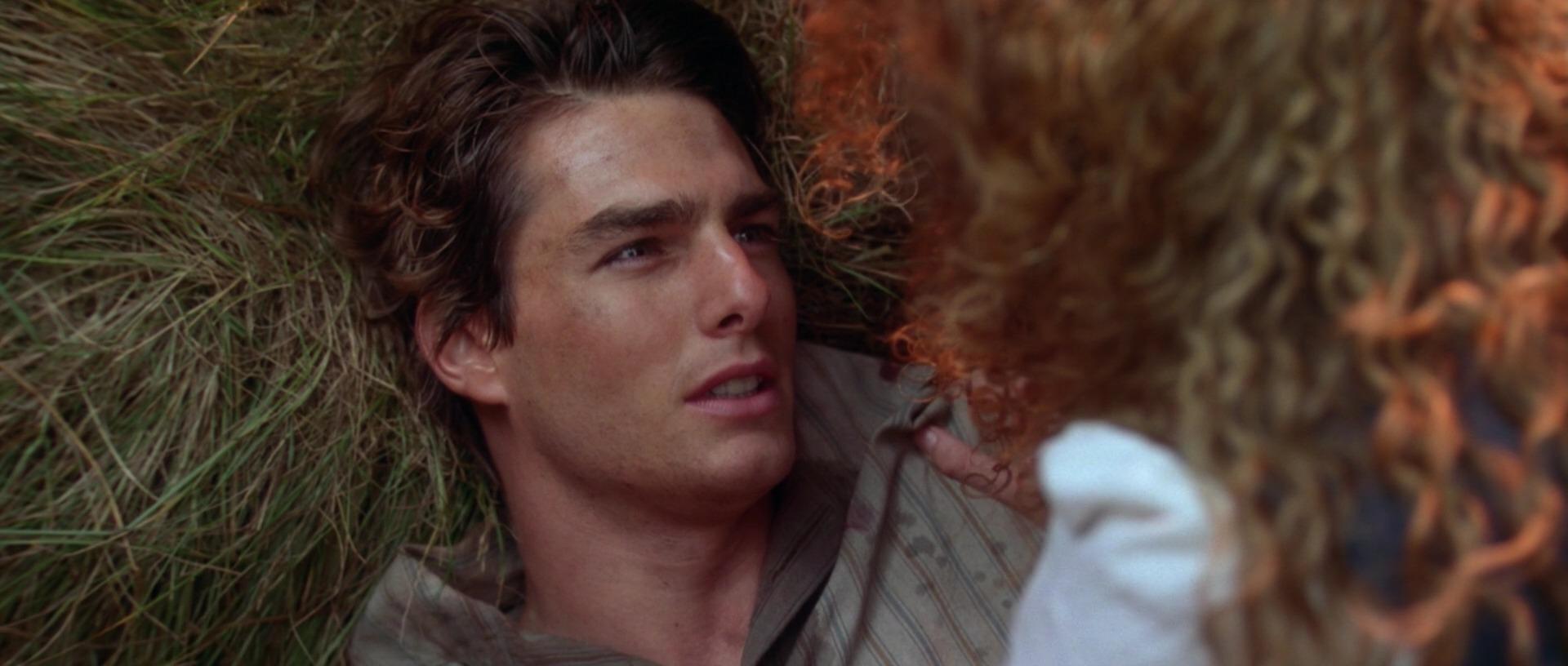Tom Cruise in una scena di Cuori ribelli