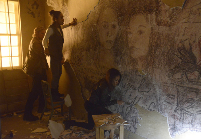 Sleepy Hollow: Matt Barr, Nicole Beharie e Lyndie Greenwood in Mama
