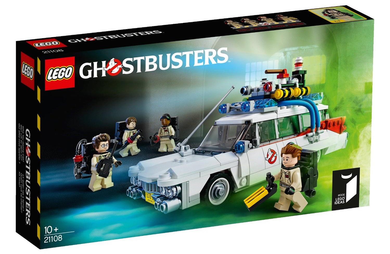 Ghostbusters: il set Lego ispirato al film