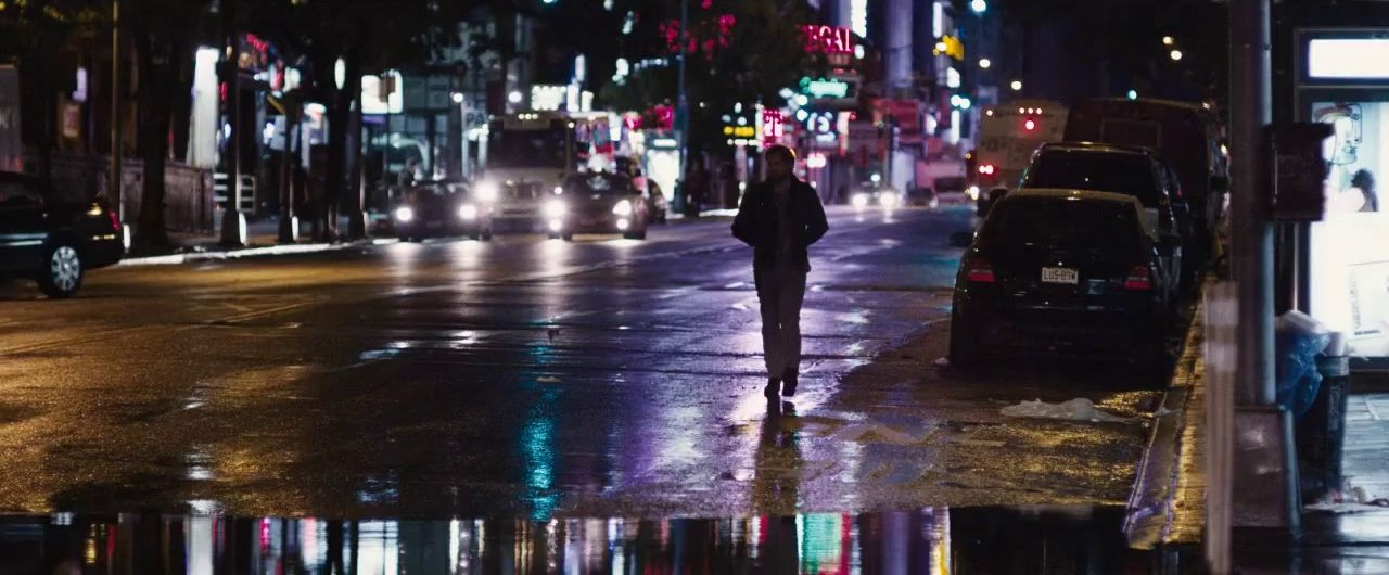 The Mend: una scena del film