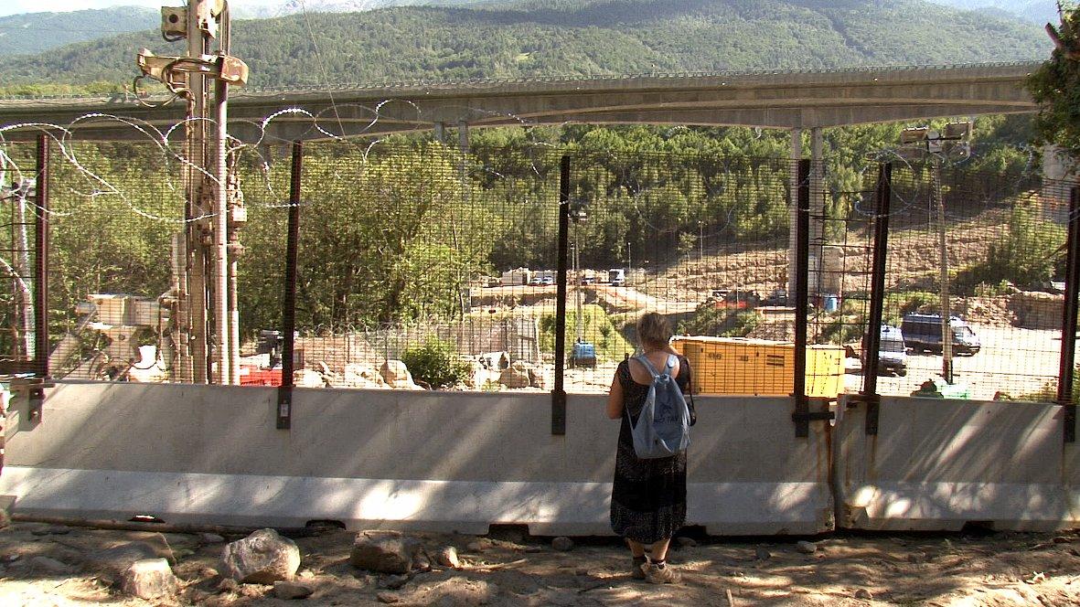 Qui: Gabriella Tittonel in una scena del documentario