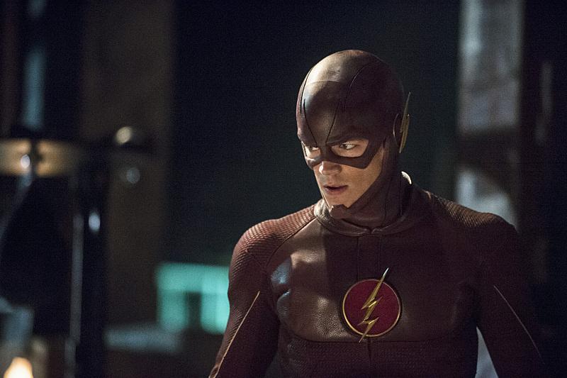 The Flash: Grant Gustin interpreta Barry Allen in The Flash Is Born