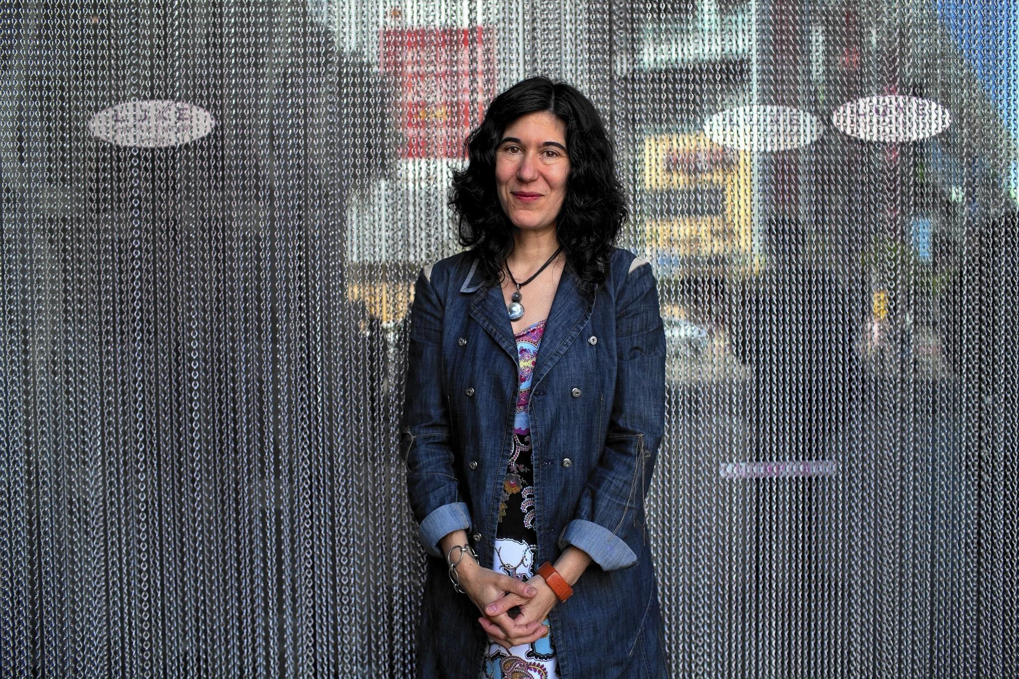 Stray Dog: Debra Granik, regista del documentario, in una foto promozionale