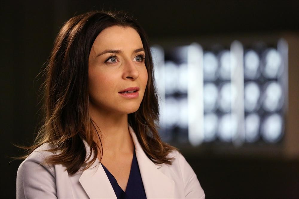 Grey's Anatomy: Caterina Scorsone nella puntata intitolata Risk