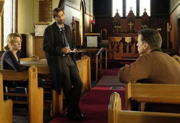 Gracepoint: Anna Gunn, David Tennant e Kevin Rankin nell'ottavo episodio