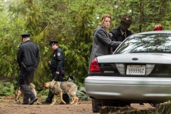 Gracepoint: l'attrice Anna Gunn nella settima puntata