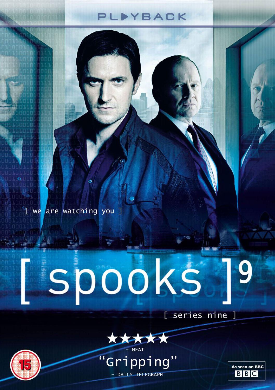 Spooks: una locandina per la nona stagione della serie
