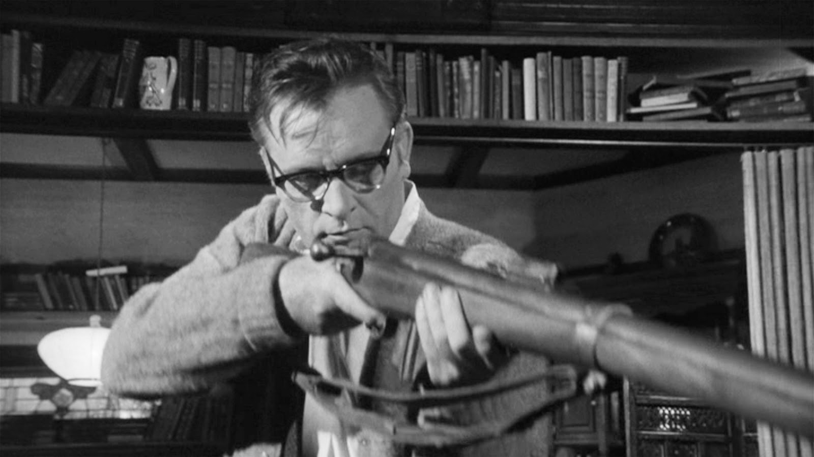 Chi ha paura di Virginia Woolf?: Richard Burton in una scena del film