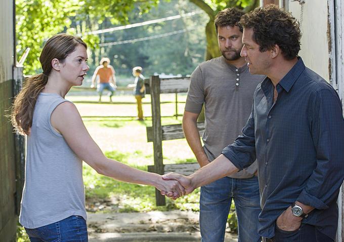 The Affair: Ruth Wilson, Joshua Jackson e Dominic West nel settimo episodio