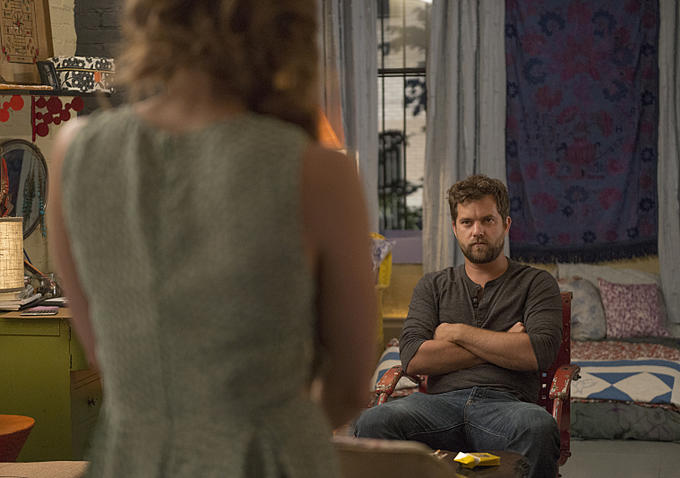 The Affair: Joshua Jackson in una scena del settimo episodio