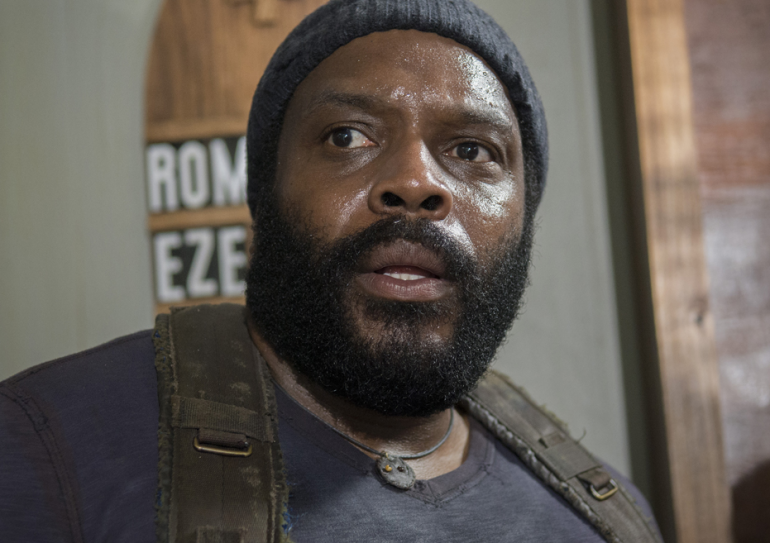 The Walking Dead: Chad L. Coleman interpreta Tyreese in Crossed